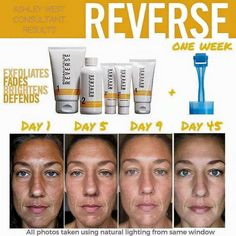 Isn't this great?? Results like these are typical with proper and consistent use!! Message me when you are ready!! I can help! Http://mpineda.myrandf.com