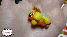 Apple Jack de la serie My Little Pony