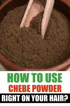 Tips on how to use chebe powder on your hair to keep your hair hydrated. #chebepowder Natural Hair Growth Tips, Natural Hair Types, Healthy Hair Growth, Growing Long Hair Faster, Best Hair Mask, Hair Growth Cycle, Hair Protein, Hair Growth Treatment