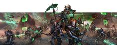 Conquest LCG-Necron Expansion by DiegoGisbertLlorens on DeviantArt