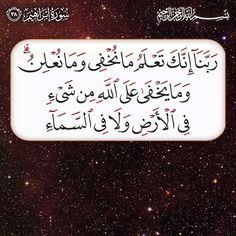 ٣٨- ابراهيم Noble Quran, Hadith, Allah, Dog Tag Necklace, Quotes, Islamic, Golf, History, Quotations