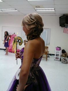 Pageant hair soft, #vastyling