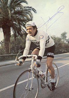 1977 Bernard Thevenet, cycling