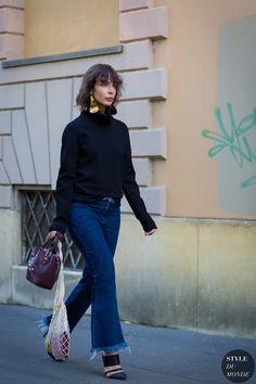 Irina Lakicevic. Image via STYLEDUMONDE