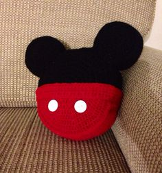 1000 Images About Mickey Room On Pinterest Crochet