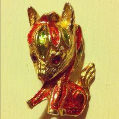 Jewelery brooch deer for sale