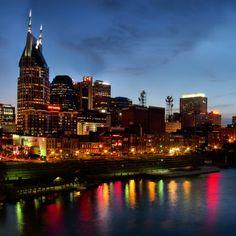 Nashville, TN  Because it's FUN!