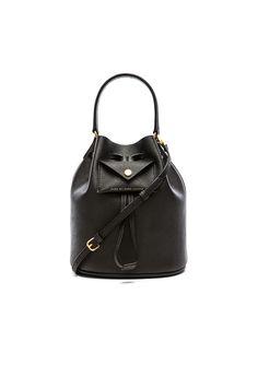 Marc by Marc Jacobs Metropoli Bucket Bag in Black