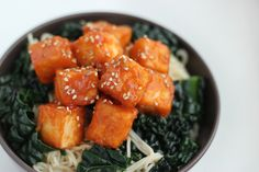 Discover recipes, home ideas, style inspiration and other ideas to try. Marinade Tofu, Tofu Sauce, Asian Tofu Recipes, Vegetarian Recipes, Healthy Recipes, Ethnic Recipes, Tufu Recipes, Sauce Recipes, Tofu Stir Fry