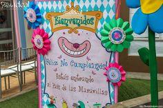 Fiesta Ideal Peru: Cumpleaños Alicia en el País de las maravillas