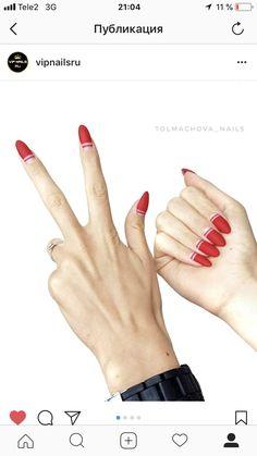 Coffin Nails, Acrylic Nails, Nail Arts, Nail Inspo, Diy Nails, Claws, Beauty Makeup, Nail Designs, Polish