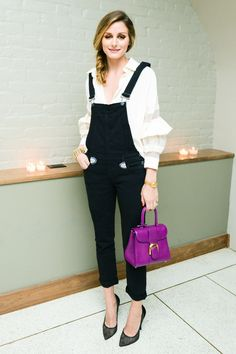 Fashion Move: Throwbacks Style Insider: Olivia Palermo Why they don't get it: We've all worn overalls in our past, and if there's any reason more people aren't wearing them today, it's for fear they'll instantly look eight again. However, fashion people know that nostalgic items can look grown-up and sophisticated — with the right styling, of course. We wear our ...