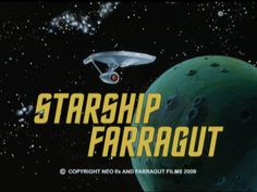 Starship Farragut: Animated