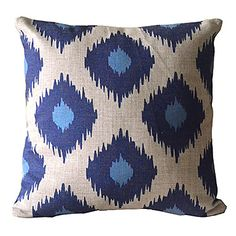 Contemporary Geometric Decorative Pillow Cover - USD $ 14.99