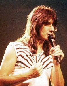 One of my music loves - Steve Perry Journey