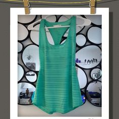 Forever 21 Tank Top Work out tank top, racer back.. 95% Polyester 5% Elasthan Forever 21 Tops Tank Tops