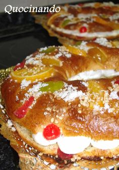 Quocinando: Roscon de Reyes II (Amasado a mano)
