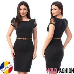 Facebook, Black, Dresses, Fashion, Vestidos, Moda, Black People, Fashion Styles, Dress