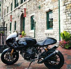 R Scrambler — one-sartorialist: Ducati Sportsclassic