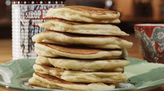 Brown Butter Buttermilk Pancakes -Recipe Video