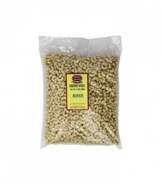 Spicy World Raw Natural Whole Cashews