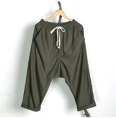 Trending in my store today⚡️ Casual Loose Sweatpants http://rebelrani.com/products/2017-spring-summer-new-mens-haren-pants-men-short-pants-casual-mens-pants-loose-sweatpants-for-men-hip-hop?utm_campaign=crowdfire&utm_content=crowdfire&utm_medium=social&utm_source=pinterest