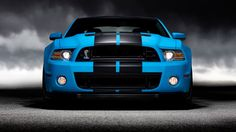 2013 Shelby GT500 Ford Mustang