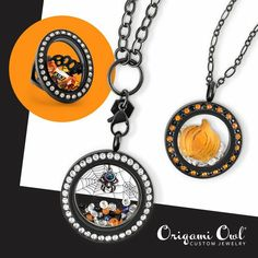 Origami Owl Halloween Collection 2017 is here! Click to shop all the limited edition Origami Owl Halloween Charms and Origami Owl Halloween Living Lockets. Click to view the entire Origami Owl Halloween Collection for 2017 and email kristy@foreversparkly.com for a free gift!