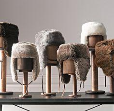 Luxe Faux Fur Russian Ushanka Hat