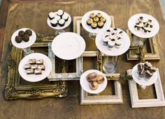 I want to do a viennese table for Christmas!