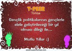 Y-PEER Turkey - 2012 New Year Card