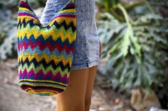 Beach bag #crochet #bag