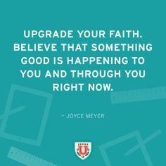 Be a prisoner of hope! #JoyceU