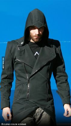 assassin's creed motorcycle jacket - Google Search