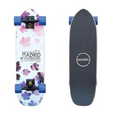 """Madrid Fall Wasp Complete Skateboard 7.75"""""""" X 28.75"""""""" FREE USA CONTINENTAL SHIPPING"""