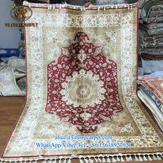 Today promotion from Yilong Carpet factory Handmade silk carpet Rug No.: TXX-1343  Size: 170X245cm ( 5.6x8ft )/260x350cm (8.5x11.5ft) Material: silk Price: usd5380/usd11730 More information, please contact Ms. Alice  alice@yilongcarpet.com WhatsApp/Viber/Tel: +86 15638927921#silkcarpet #chinasilkcarpetprice #orientalcarpet #orientalrug #carpetdesigns #woolsilkrug #woolsilkcarpet