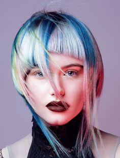 HAIR TRENDS: ALTERNATIVE LINES