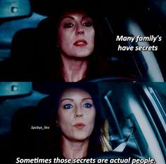 Pretty Little Liars season 7 Andrea Parker as Mary Drake quotes