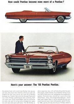 Pontiac Bonneville, Florissant Missouri, Pontiac Cars, American Classic Cars, Mode Of Transport, Car Advertising, Us Cars, Old Ads, Cars