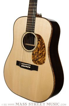 Thompson Dreadnought #5 Acoustic Guitar | Mass Street Music Store