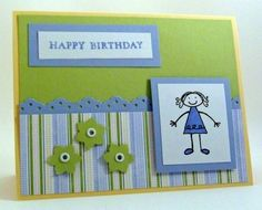 Happy Birthday by scrapnforfun - Cards and Paper Crafts at Splitcoaststampers