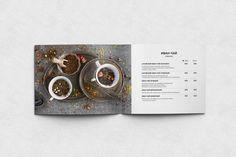 Чайная карта для ресторана on Behance
