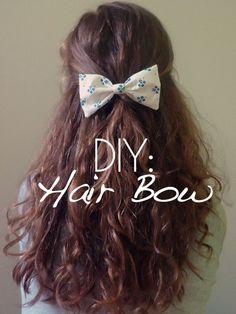 Diy clothes ideas for teens hair bows 60 Ideas Teen Hair Bows, Diy Hair Bows, Fashion Tips For Women, Diy Fashion, Diy Accessoires, Teen Hairstyles, Diy Hair Accessories, Cute Crafts, Teen Crafts