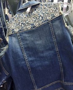 O Jeans do Inverno 2017   As principais tendências em denim, 70 fotos com…