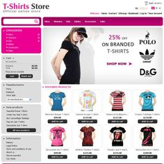 Diseño tiendas Online   Tienda Virtual  Galeria