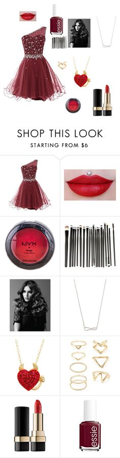 """I'm at a news report said the company is the best of all time high school students in a row and I love it when people are so many people who have been a while to figure"" by lleidact ❤ liked on Polyvore featuring beauty, NYX, BaByliss Pro, Forever 21, Dolce&Gabbana and Essie"