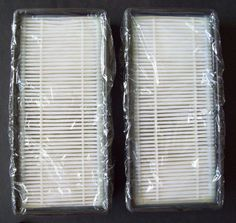 Bionaire True Hepa Replacement Air Filter  BAPF300-CN    **MAJOR DAMAGE TO BOX** #Bionaire
