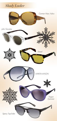 9bf30b6ef0 Sunglasses are a necessity year-round