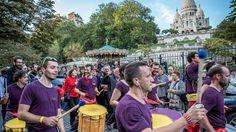 Fête des vendanges 2015 : Montmartre célèbre la planète