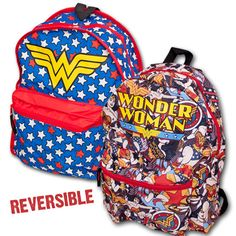 I need to find a reason for a backpack!
